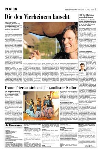 FDP Nord hat einen neuen Präsidenten