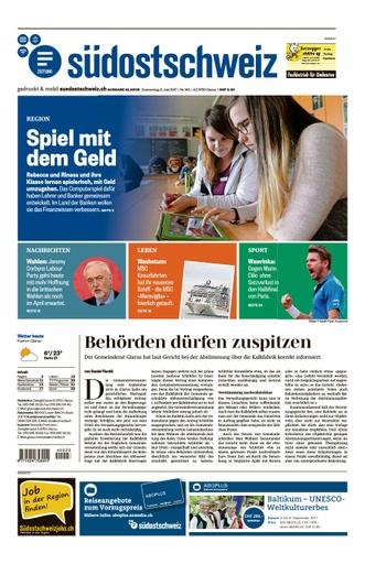 Originalartikel der SO-Media vom 8.6.2017  betr. VG Urteil vom 4.5.2017