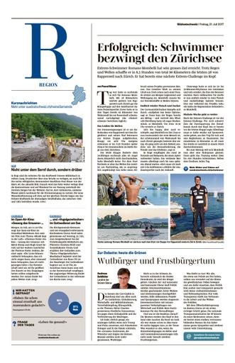 Wutbürger & Frustbürgertum - Mein Artikel in der SO vom 21.7.2017