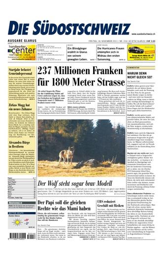 237 Millionen Franken für 1800 Meter Strasse